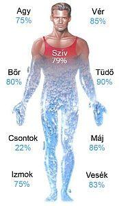 Méregtelenítés vízzel